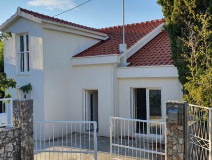 Unfinished house in Dalmatia